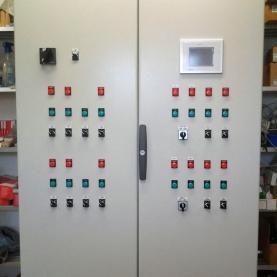 Armoire électrique 8 CTA
