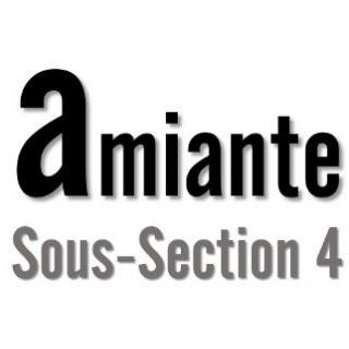 Houllé entreprise qualifiée : Amiante sous-section 4