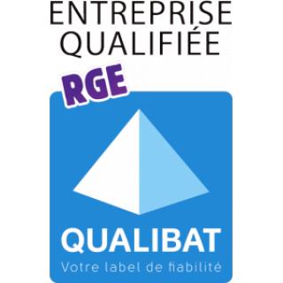 Houllé entreprise qualifiée : Qualibat RGE