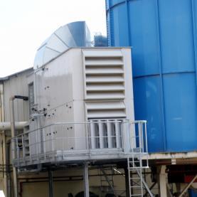 Centrale de traitement d'air 72 000 m3h