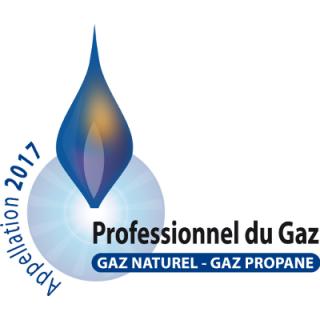 Houllé entreprise qualifiée : Professionnel du Gaz 2017